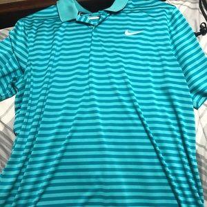 NWOT Men's Large Nike Golf Shirt